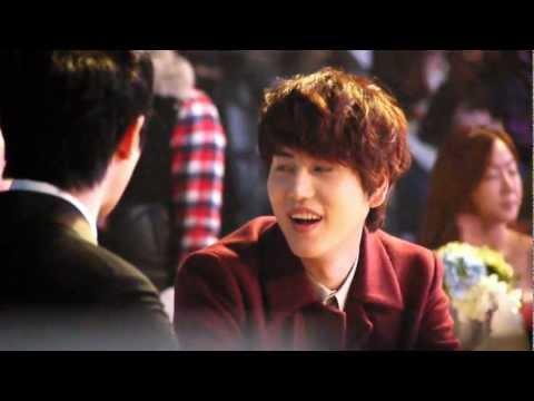 130131 Seoul Music Award - Kyuhyun