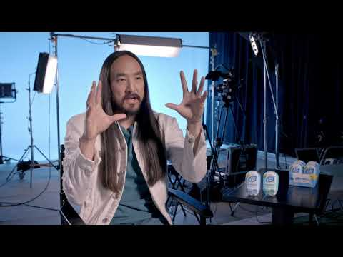 Tic Tac X-Freeze x Steve Aoki - Behind The Scenes