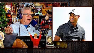 Dan Patrick on Tiger's Return: He's Back, But Is He BACK? | 12/1/17