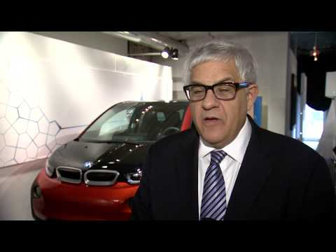 BMW i3 Introduction Washington, D.C. (Nov. 7, 2013)