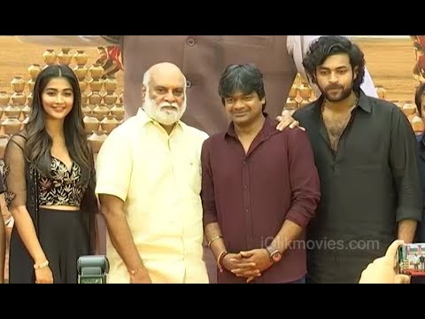 Velluvachi Godaramma Song Launch Event