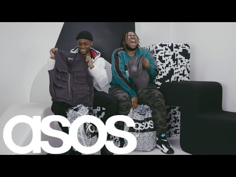asos.com & Asos Promo Code video: Haul or Nothing with Blue Story's Kadeem Ramsay and Stephen Odubola | ASOS