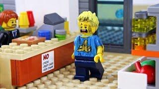 Lego Shopping Fail