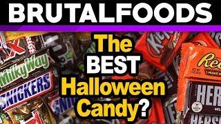 Ranking 43 Halloween Candies!