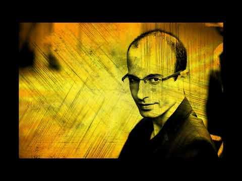 An Artificially Intelligent World - Yuval Harari
