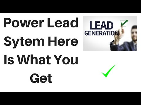 Power Lead System Here is What You Get!