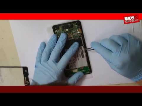 Jak wymienić ekran dotykowy w MyPhone Cube