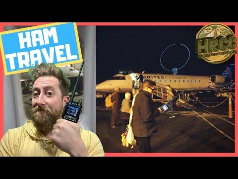 Air Travel With Amateur Ham Radio Q&A