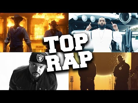 Top 100 Most Listened Rap Songs in April 2019