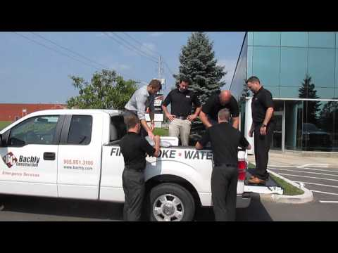 Bachly Construction's ALS Ice Bucket Challenge