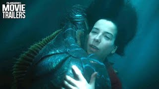Guillermo del Toro's THE SHAPE OF WATER | All Clips and Trailer Compilation