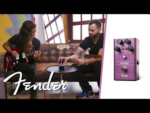 The Pelt Fuzz   Effects Pedals   Fender