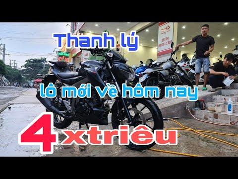môtô phương nam thanh lý lô moto mới về có đủ dòng,hổ trợ trả góp   Mỹ Motor