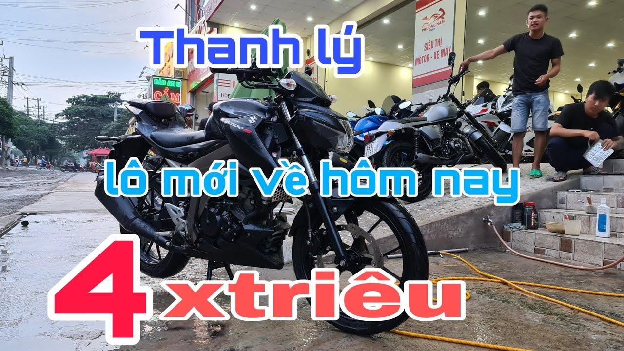 môtô phương nam thanh lý lô moto mới về có đủ dòng,hổ trợ trả góp | Mỹ Motor