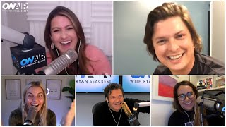 Surprise! Sisanie Announces She's Pregnant & Expecting Baby No. 3! | On-Air With Ryan Seacrest