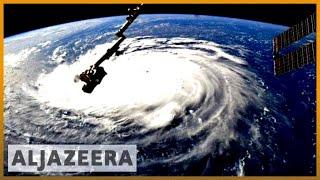 🇺🇸 Hurricane Florence threatens millions on US East Coast | Al Jazeera English