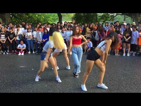 [STREET PERF] BLACKPINK (블랙핑크) - DDU-DU DDU-DU (뚜두뚜두 ) DANCE COVER by BLACKCHUCK
