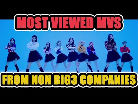 [TOP 100] MOST VIEWED MVS FROM COMPANIES NOT IN THE BIG3