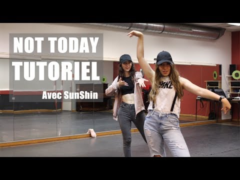 [Dance Tutorial] Not Today - BTS Part. 1