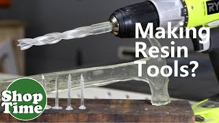 Can You Make Resin Tools?!