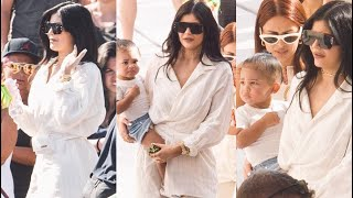 Kylie Jenner | Birthday Trip Begins 🇮🇹