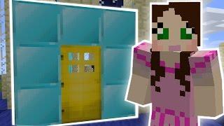 Minecraft: HIDDEN PALACE SECRET TREASURES  - Custom Mod Challenge [S8E8]