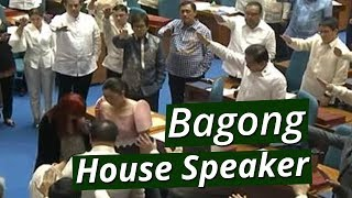 BT: Rep. Alan Peter Cayetano, inihalal bilang bagong house speaker