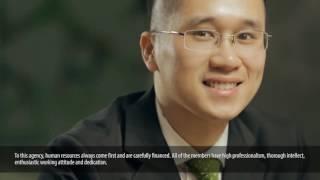 [TVC] Vietcombank - ra mắt cơ sở mới