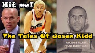 The Curious Tales Of NBA Legend Jason Kidd