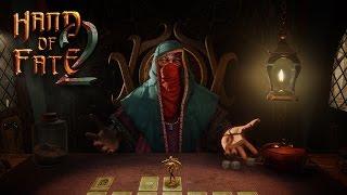 Hand of Fate 2 - Bejelentés Trailer