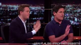 Bill Maher and Mark Cuban Rip Apart Trump's IQ