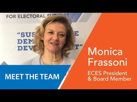 Monica Frassoni - President & Board Member