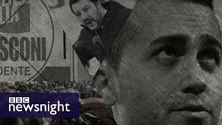 The immigration question and the Italian election – BBC Newsnight