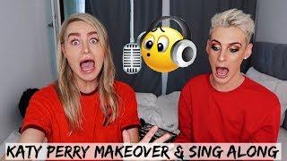 Jeg forvandler X-Factor Sigmund til Katy Perry!