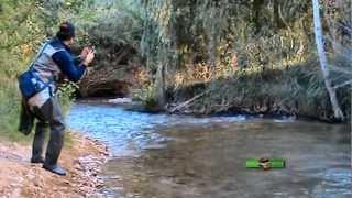 ¿cómo pescar trucha?