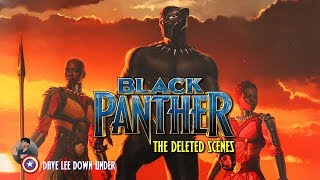 BLACK PANTHER - Deleted Scenes