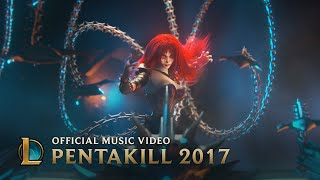 Pentakill: Mortal Reminder | Official Music Video - League of Legends