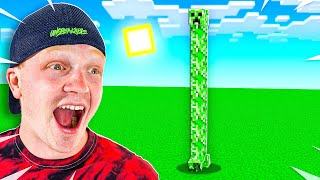 Minecraft, But If I Laugh, I DIE!