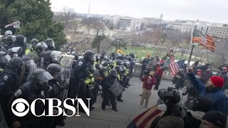 Former CIA leader on failed police response to Capitol assault