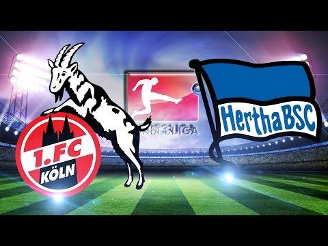 1 Cologne vs Hertha BSC