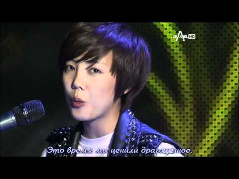 Go Eun Ah & Kwak Yong Hwan - My Dream (K-POP The Ultimate Audition) (рус. саб)