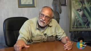 Haile Gerima - White Power and Defending One's Imagination