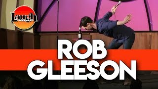 Rob Gleeson | Ramada Inn | Laugh Factory Chicago Stand Up Comedy