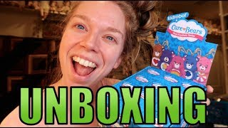 Unboxing Care Bear Keychains! - MYSTERY UNBOXING!