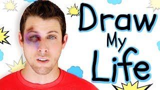 Draw My Life - My Sister Almost KILLED Me! | TylerRegan