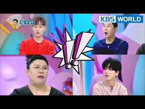 The man who's all-in...😞😭 [Hello Counselor Sub : ENG,THA/2018.01.29]