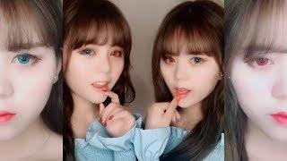 Cặp song sinh hot nhất Tik Tok 🌹 Bạn có thể phân biệt được hai chị em hay không?