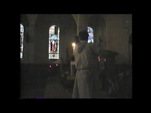St. Edmund's Christmas Eve Mass 12-24-99