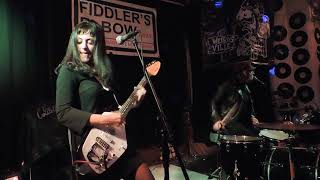 The Courettes @ Fiddlers Elbow 25/08/18