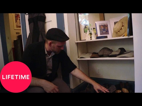 Project Runway - Justin LeBlanc's Closet Tour - YouTube